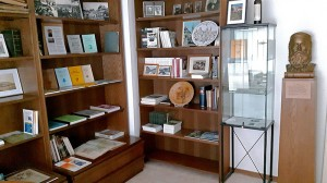 Museums-Bibliothek