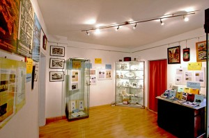 Museum-Eingangsraum