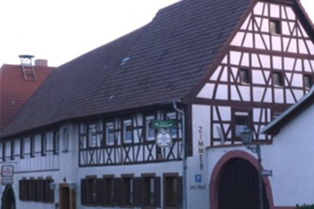 """Gasthaus zum """"Goldenen Löwen"""""""