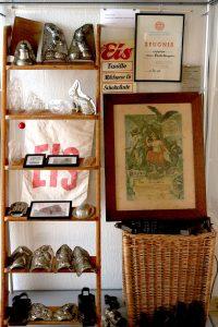 Gegenstände von der ehemaligen Bäckerei Georg Eberle