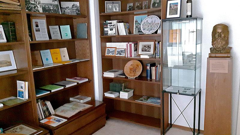 museum-Bibliothek